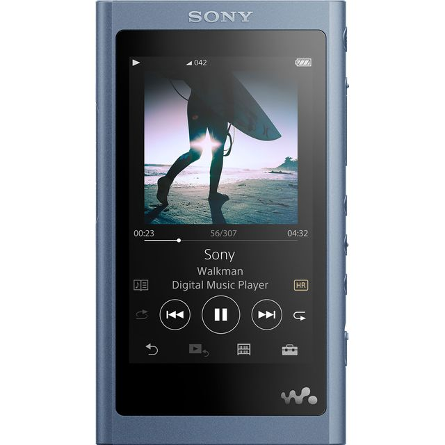 Sony NWA55LL MP3 Player - Blue - NWA55LL - 1