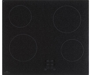 Newworld 59cm Ceramic Hob - Granite Effect
