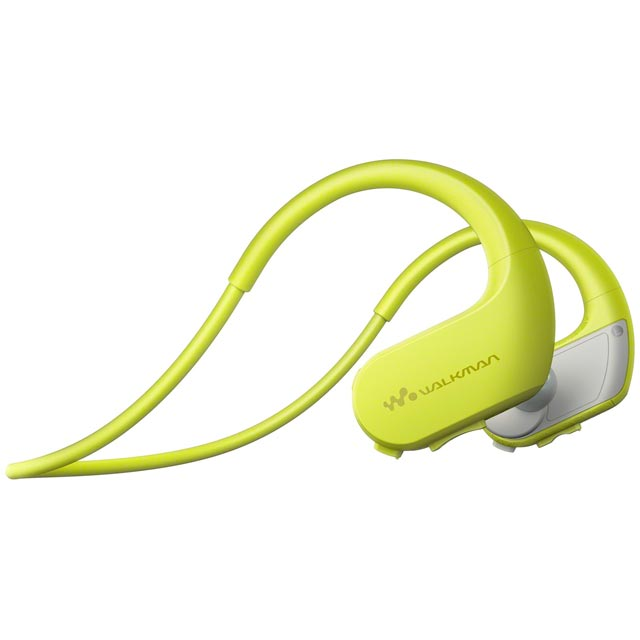 Sony NWWS413 Waterproof Walkman - Lime Green - NWWS413G.CEW - 1