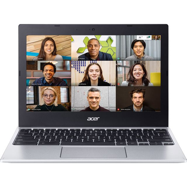 "Acer 311 CB311-11H 11.6"" Chromebook Laptop - Silver"