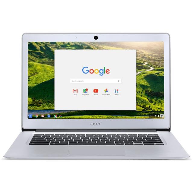 Acer NX.GC2EK.003 Laptop in Silver