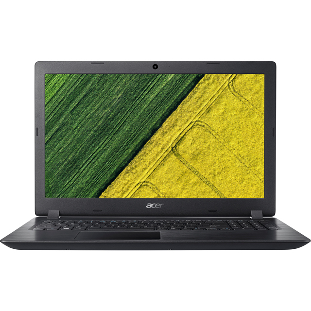 "Acer Aspire 3 A315-21 15.6"" Laptop - Black - NX.GNVEK.028 - 1"
