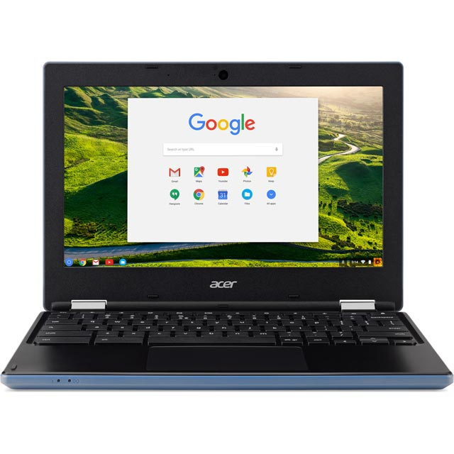 "Acer CB3-131 11.6"" Laptop - Blue - NX.GR3EK.001 - 1"