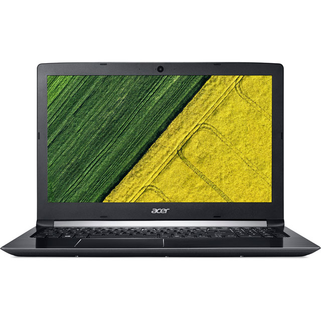 "Acer Aspire 5 15.6"" Laptop - Black"