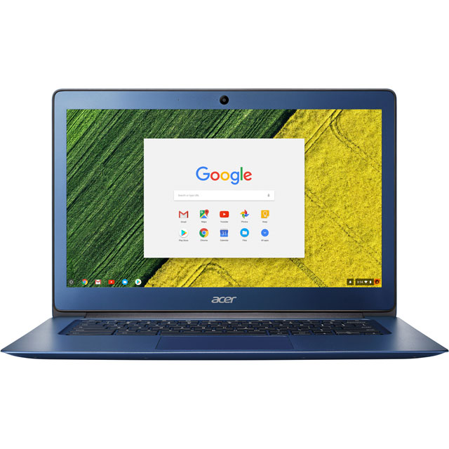 "Acer 14"" Full HD Chromebook - Blue"