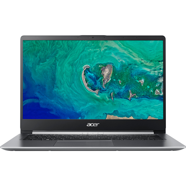 "Acer Swift 1 SF114-32 14"" Laptop - Silver - NX.GXUEK.004 - 1"