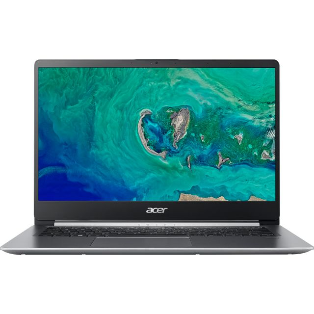 "Acer Swift 1 SF114-32 14"" Laptop - Silver"