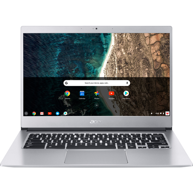 "Acer Chromebook 514 Touch 14"" Full HD Chromebook - Silver - NX.H1LEK.003 - 1"