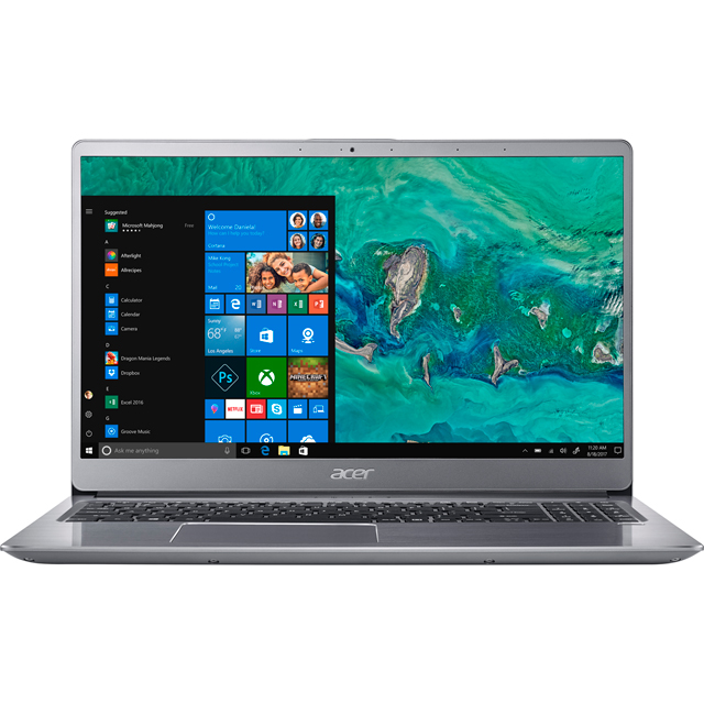 """Acer Swift 3 15.6"""" Laptop - Silver"""