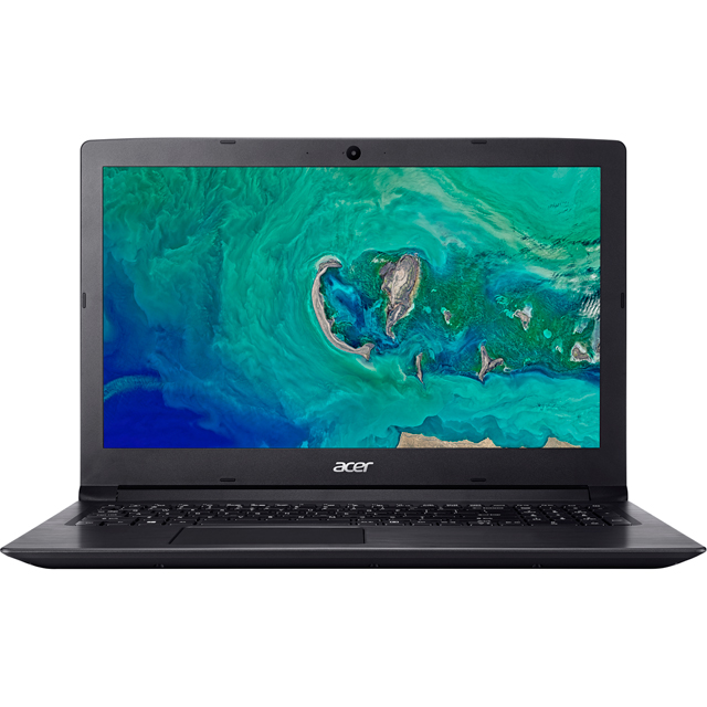 "Acer Aspire 3 A315-53 15.6"" Laptop - Black - NX.H2AEK.001 - 1"