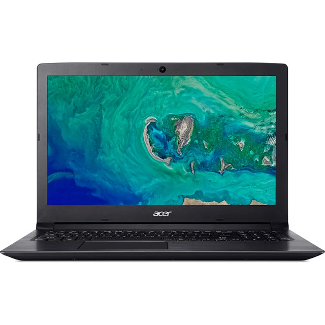 "Acer Aspire 3 15.6"" Laptop - Black - NX.H2BEK.003 - 1"