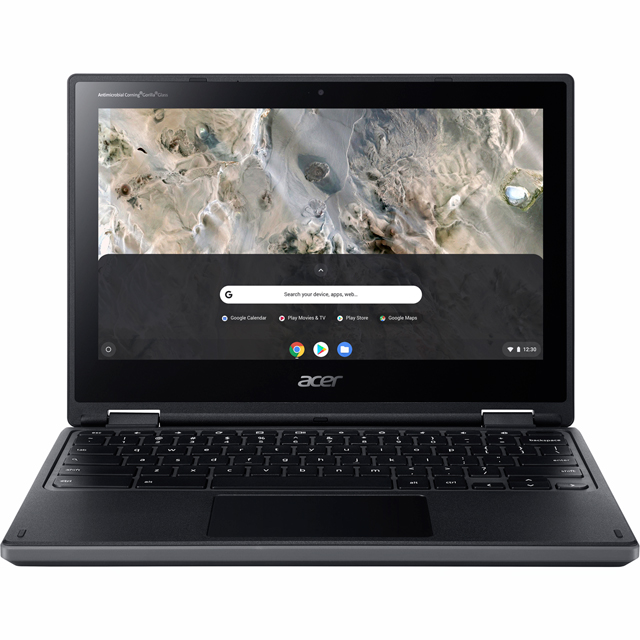 "Acer Chromebook Spin 311 11.6"" 2-in-1 Laptop - Black - NX.HBREK.002 - 1"