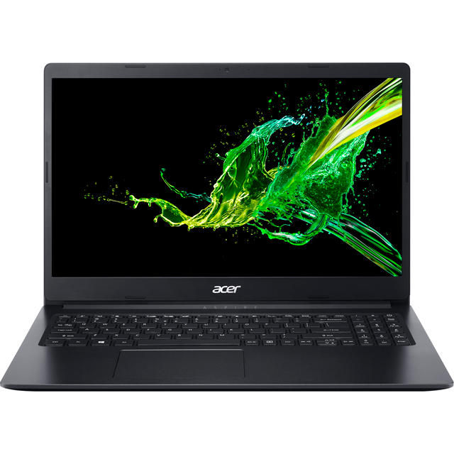 "Acer Aspire 3 A315-22 15.6"" Laptop - Black - NX.HE8EK.007 - 1"