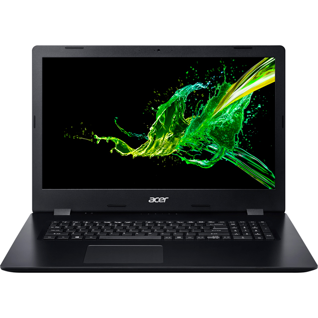 "Acer Aspire 3 (A317-51) 17.3"" Laptop - Black - NX.HEMEK.009 - 1"