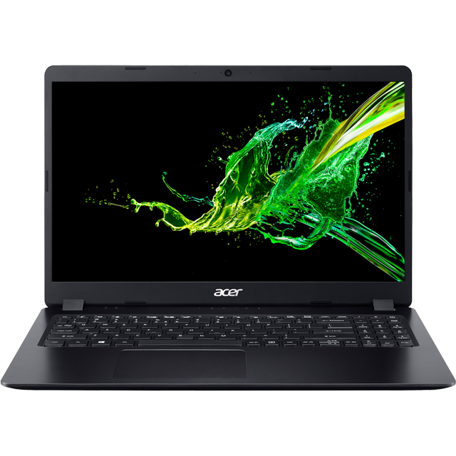 "Acer Aspire 5 - A515-43 15.6"" Laptop - Black - NX.HF5EK.002 - 1"