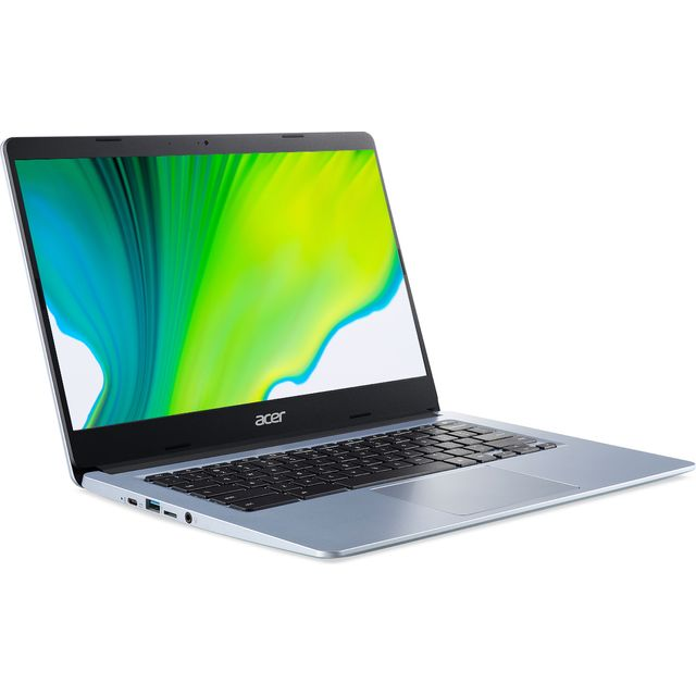 """Image of Acer Chromebook CB314-1HT 14"""" - Silver"""