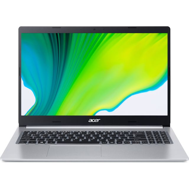 """Acer Aspire 5 A515-44G 15.6"""" Laptop - Silver"""