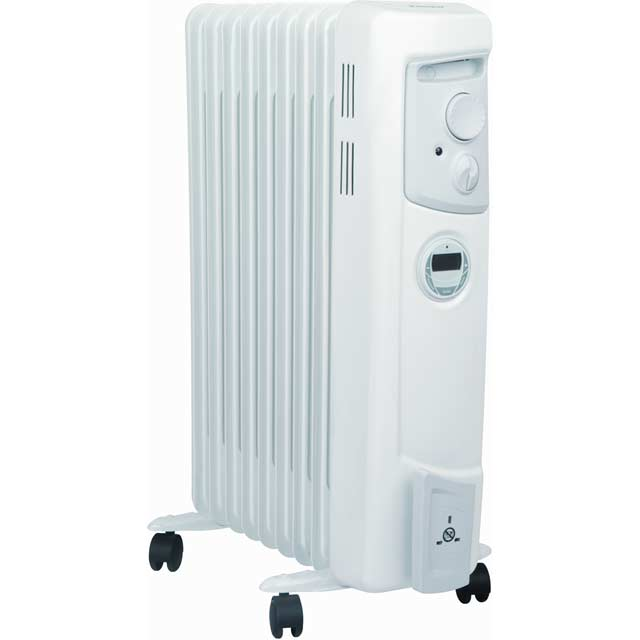 Dimplex OFC2000ti Oil Filled Radiator 2000W - White - OFC2000ti_WH - 1