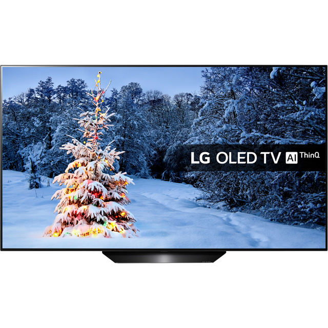 "LG OLED55B9PLA 55"" Smart 4K Ultra HD OLED TV with HDR10, Dolby Vision and Dolby Atmos - OLED55B9PLA - 1"