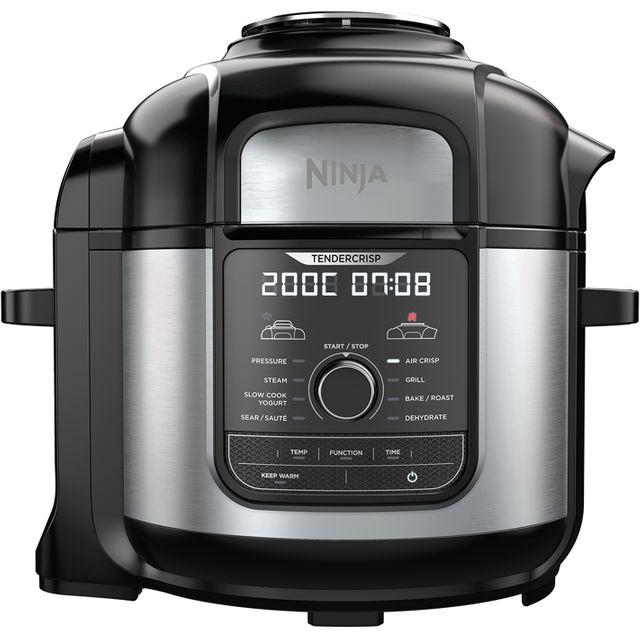 Ninja Foodi Max 9-in-1 OP500UK 7.5 Litre Multi Cooker - Black
