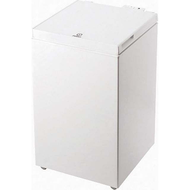 Indesit OS1A1002UK2 Chest Freezer - White - A+ Rated