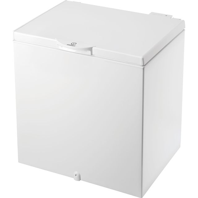 Indesit OS1A200H21 Chest Freezer - White - A+ Rated