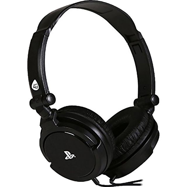 4gamers PRO4-10 Gaming Headset - Black