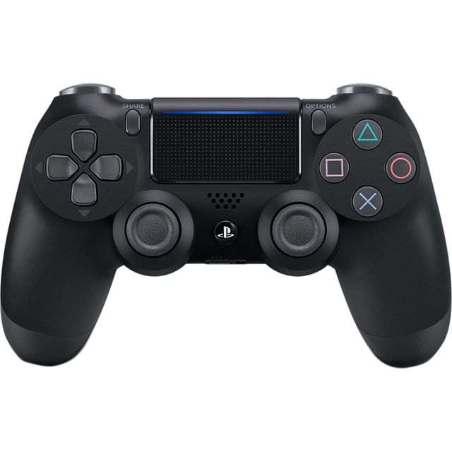 Sony PlayStation Wireless Gaming Controller - Black - P4AEJSSNY87005 - 1