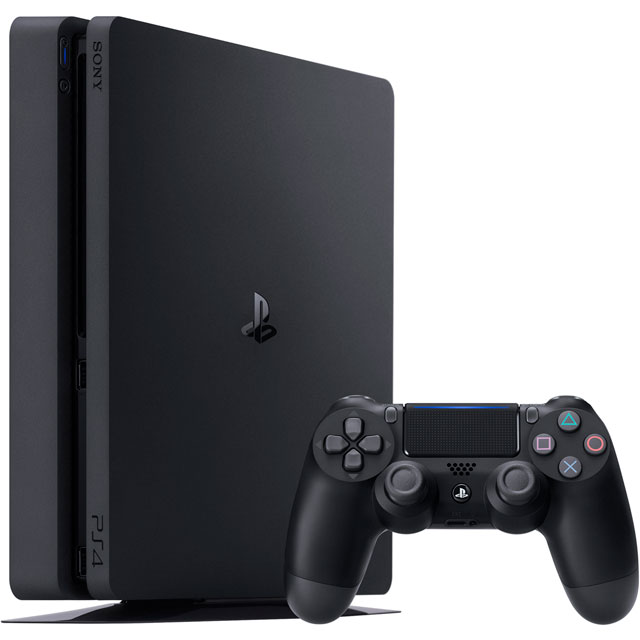 PlayStation 4 500GB - Black - P4HEHWSNY40817 - 1