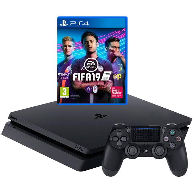 Sony PlayStation FIFA P4HEHWSNY74351 Playstation 4 in Black