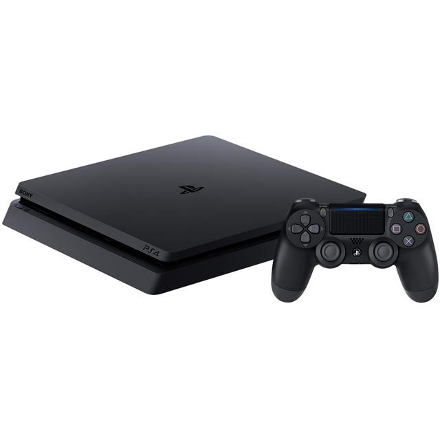 PlayStation 4 1TB - Black
