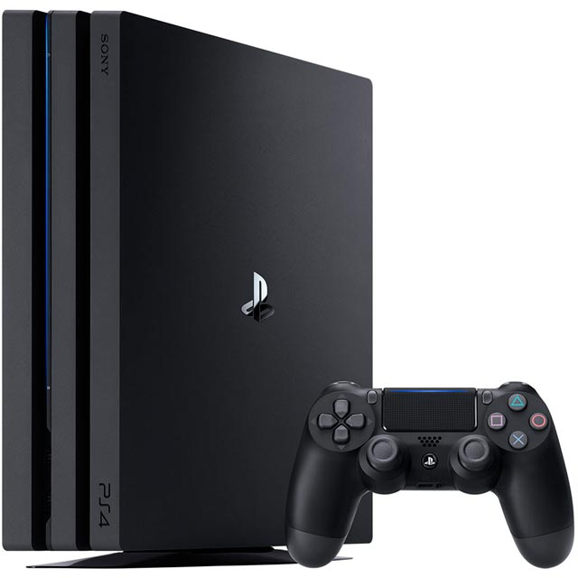 PlayStation 4 Pro 1TB - Black