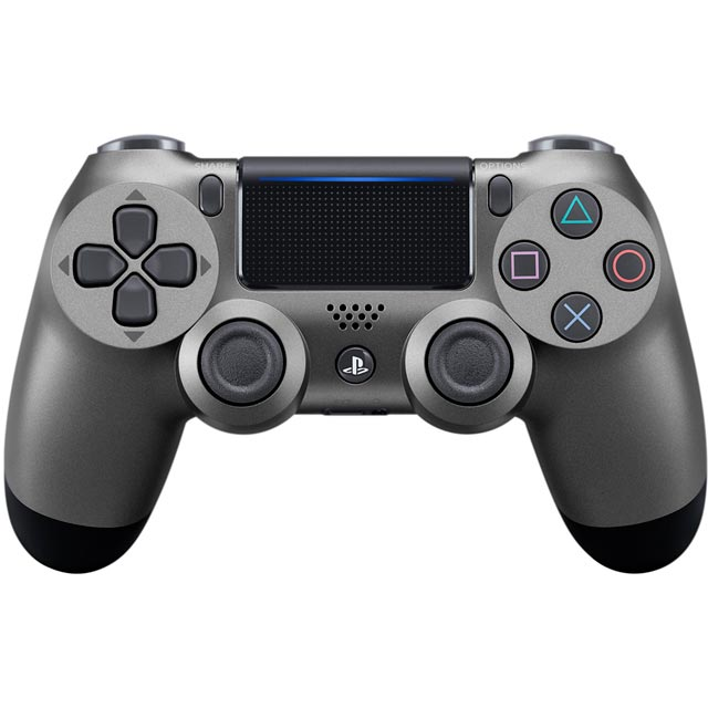 Sony PlayStation Wireless Gaming Controller - Steel Black