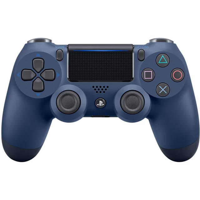 Sony PlayStation Wireless Gaming Controller V2 - Midnight Blue - P4JEJSSNY87426 - 1
