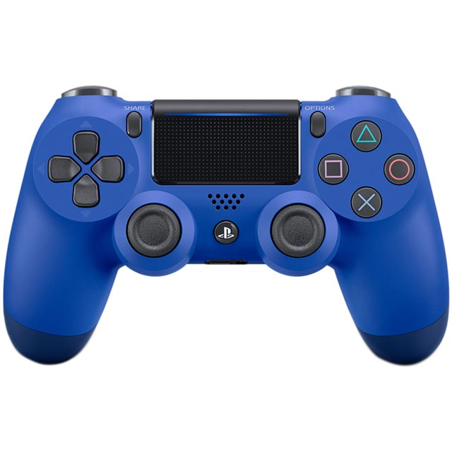 Sony PlayStation Wireless Gaming Controller V2 - Blue - P4JEJSSNY89395 - 1