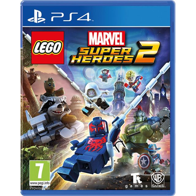 Lego Marvel Superheroes 2 for PlayStation 4