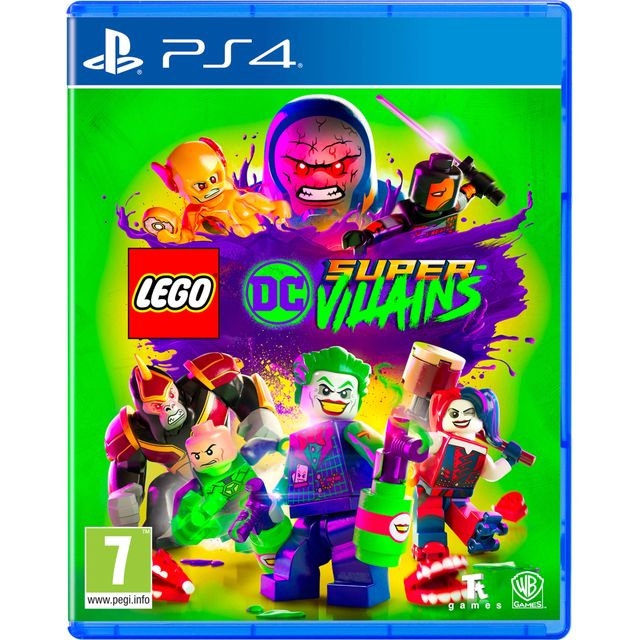 LEGO DC Super-Villains for PlayStation 4