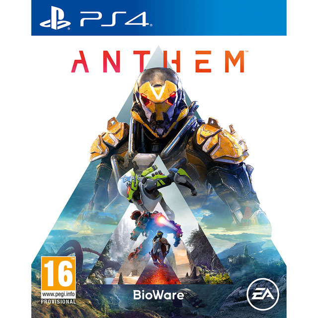 Anthem for Sony PlayStation - P4READELE12149 - 1
