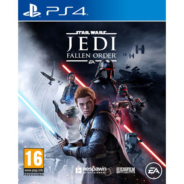 Star Wars Jedi Fallen Order for Sony PlayStation - P4READELE12244 - 1
