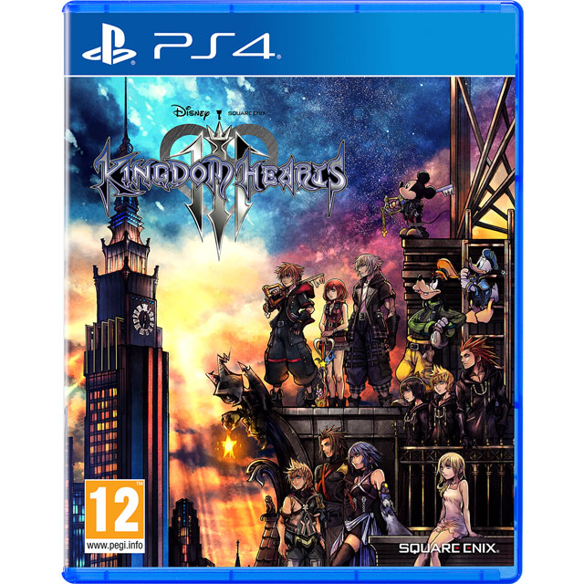 Kingdom Hearts III for Sony PlayStation