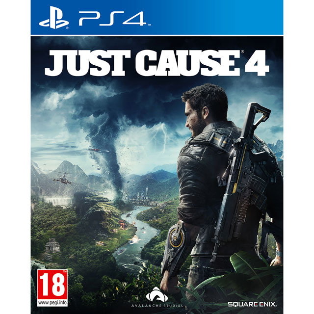 Just Cause 4 for PlayStation 4 - P4READKOC08196 - 1