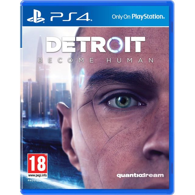 Detroit: Beyond Human for PlayStation 4 - P4READSNY39697 - 1