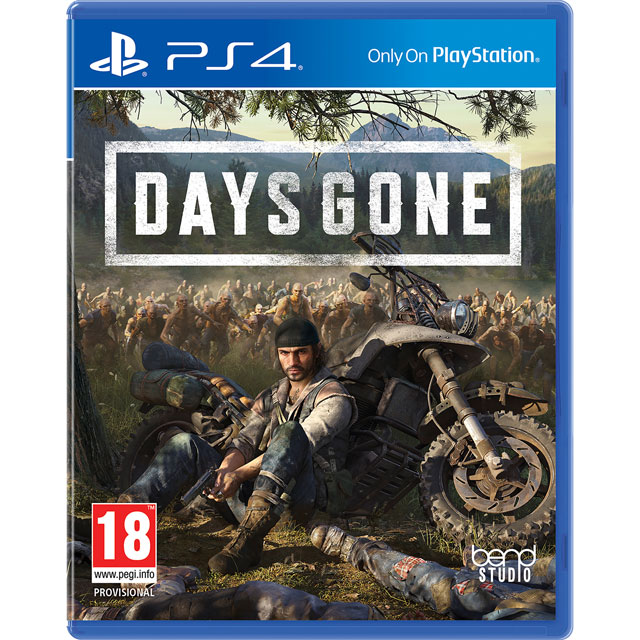 Days Gone for PlayStation 4 - P4READSNY79531 - 1