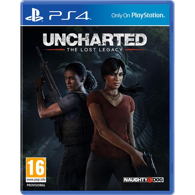 Uncharted: The Lost Legacy for PlayStation 4 - P4READSNY84696 - 1
