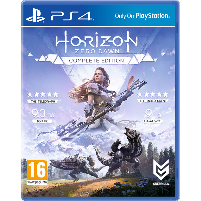 Horizon Zero Dawn: Complete Edition for PlayStation 4