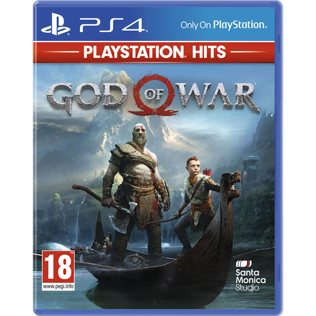God Of War Playstation Hits for Sony PlayStation
