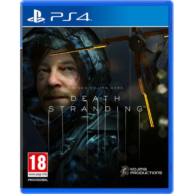 Death Stranding for PlayStation 4