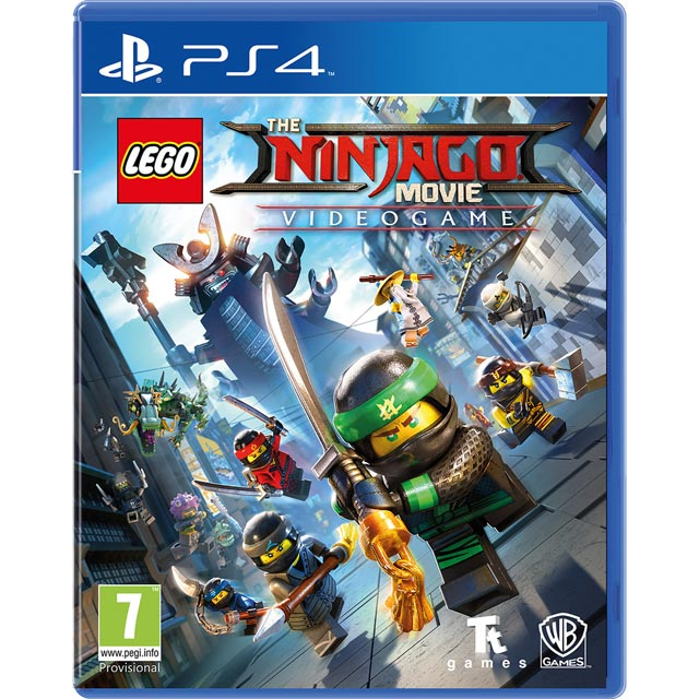LEGO Ninjago Movie Videogame for PlayStation 4 - P4READWAR20662 - 1