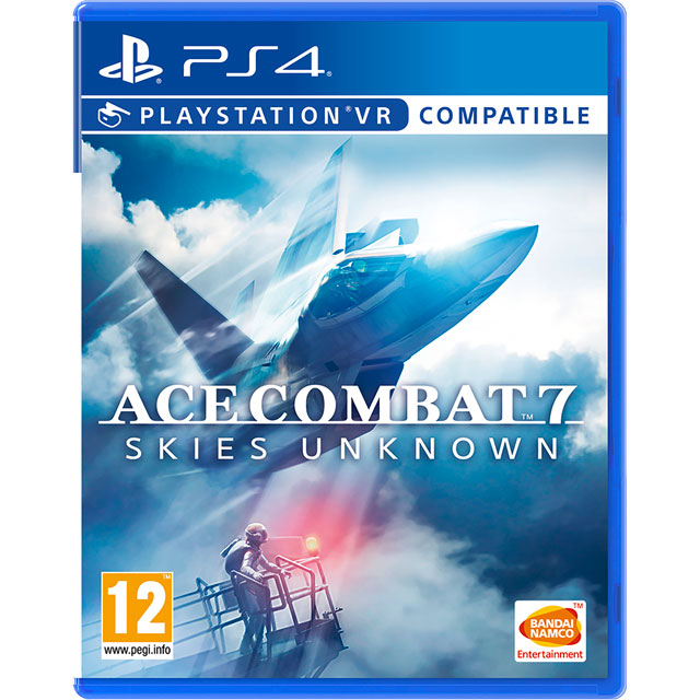 Ace Combat 7: Skies Unknown for Sony PlayStation - P4REARINF99311 - 1