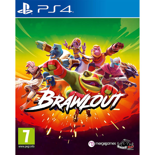 Brawlout for PlayStation 4